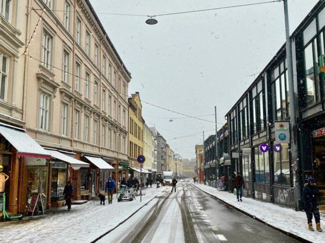 Markveien i Oslo