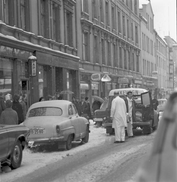 Oslo markveien sykevogn 60 tallet