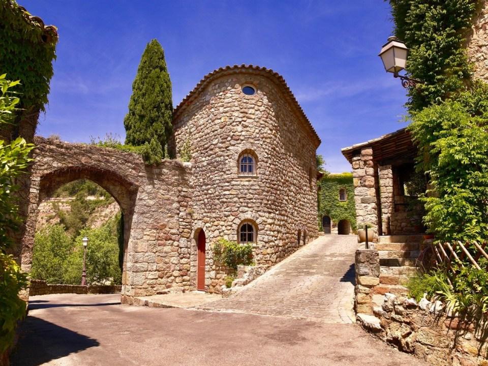 Provence les arcs