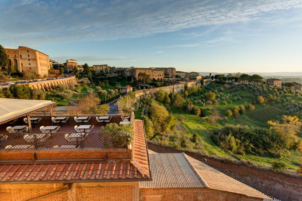 Hotel Athena i Siena