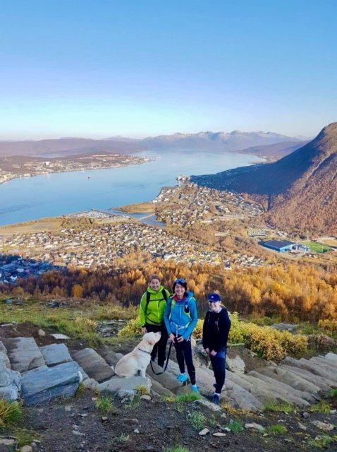 Sherpatrappa i Tromsø