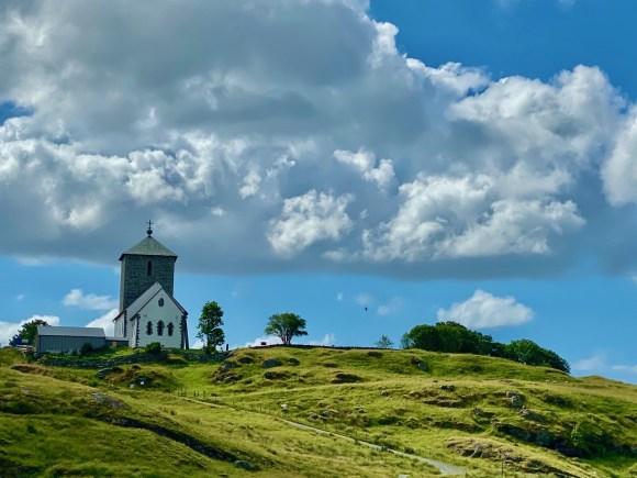 Kirke i Avaldsnes