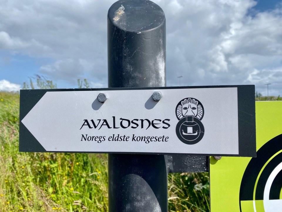 Avaldsnes norges eldste kongesete