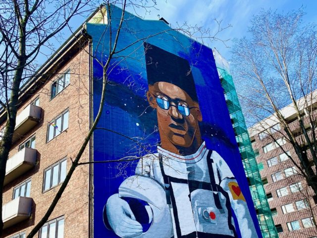 Oslo Gatekunst Jens bjelkes gate 3