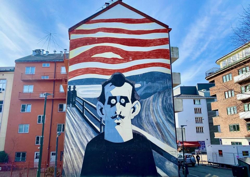 Gatekunst Oslo