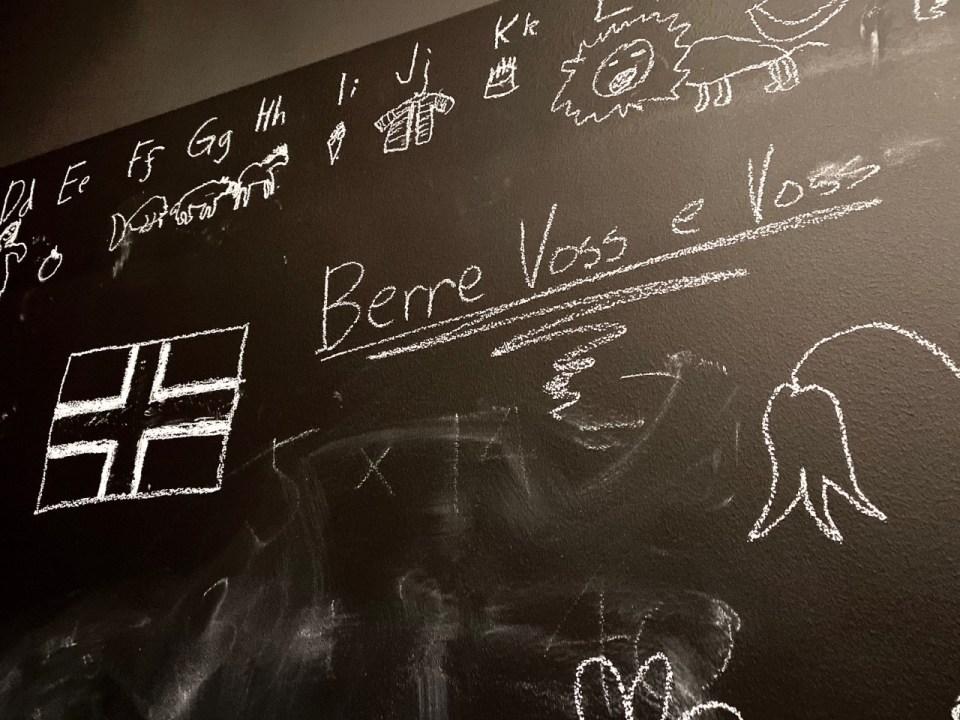 Berre Voss er Voss
