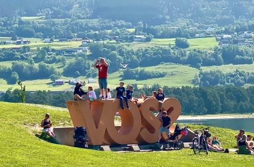 Logoen til Voss