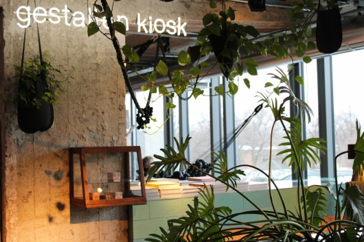 25 Hours Hotel Berlin - Zoologischer Garten, Bikini Berlin, Bar