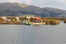 Puno,Taquile,Amantani,Isla de los Uros,Peru