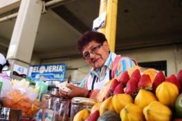 Arequipa Fruchtmarkt