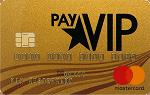 payVIP MasterCard Gold Kreditkarte