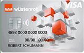 Wüstenrot Prepaid Kreditkarte