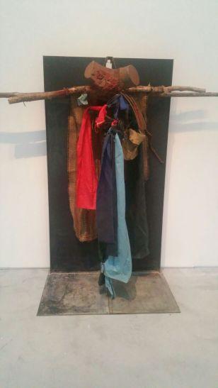 Bedouin Crucifixion von Igael Tumarkins