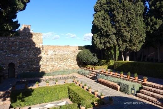 Málaga gamleby