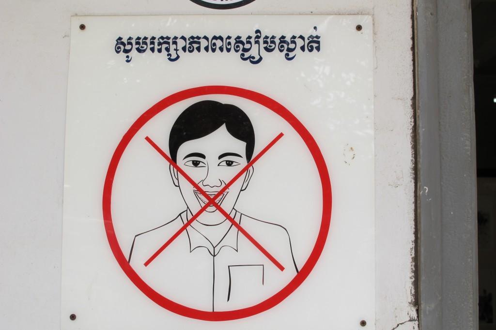 Tuol Sleng, Kambodsja