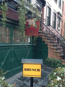 The Waverly Inn, New York Foto: Mette S. Fjeldheim