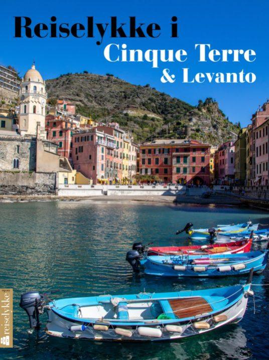 Forside Reiselykke i Cinque Terre