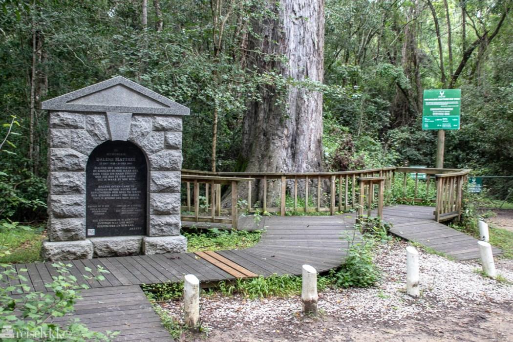 Dalene Matthee monumentet