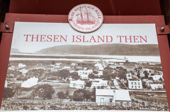 Thesen Island The Heritage Walk