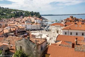 Piran er en av høydepunktene ved et besøk i Slovenia