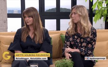Reiselykke og Renatesreiser på TV2
