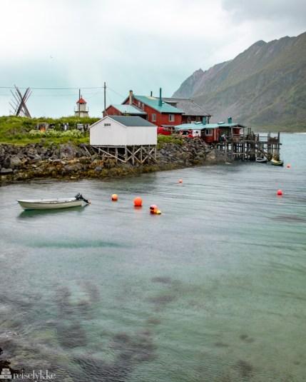 Kråkeslottet i Bøvær