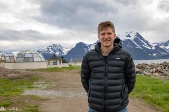 Jon Berg, Lyngen North