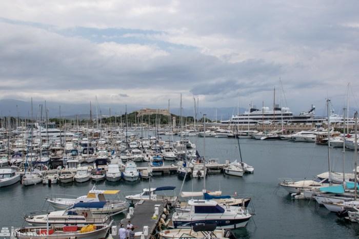 Havn i Antibes