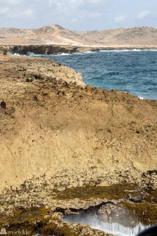 Blow hole Aruba