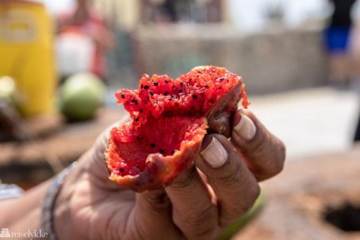 Kaktusfrukt