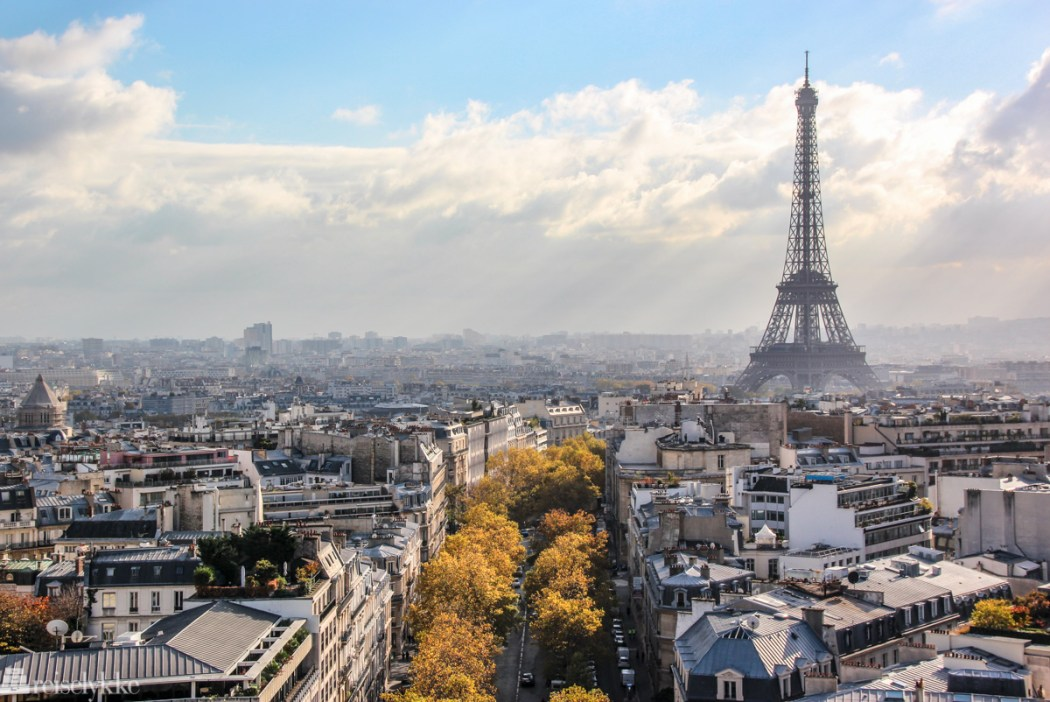 Paris område for område