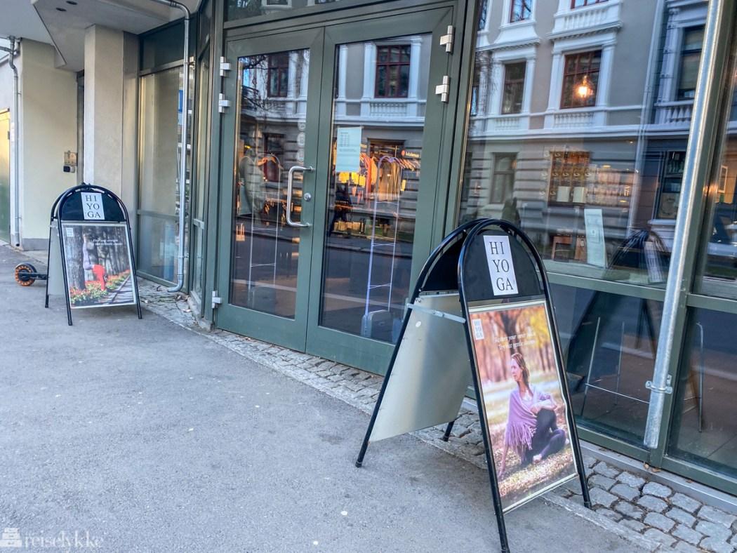 Hi Yoga Oslo