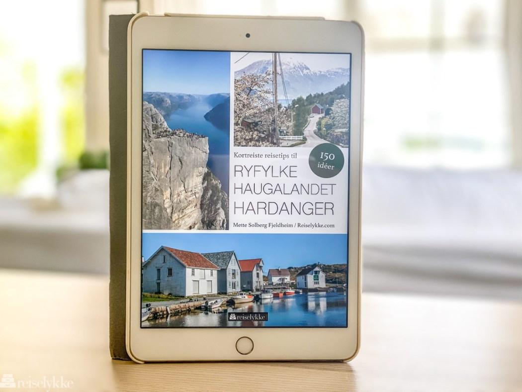 Reiseguiden Kortreiste reisetips til Ryfylke, Haugalandet og Hardanger