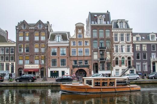 Arkitektur i Amsterdam