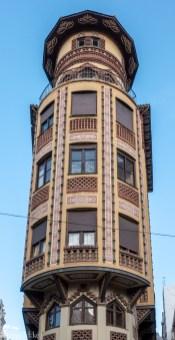 Arkitektur i Málaga