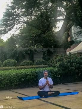 yoga i bangalore