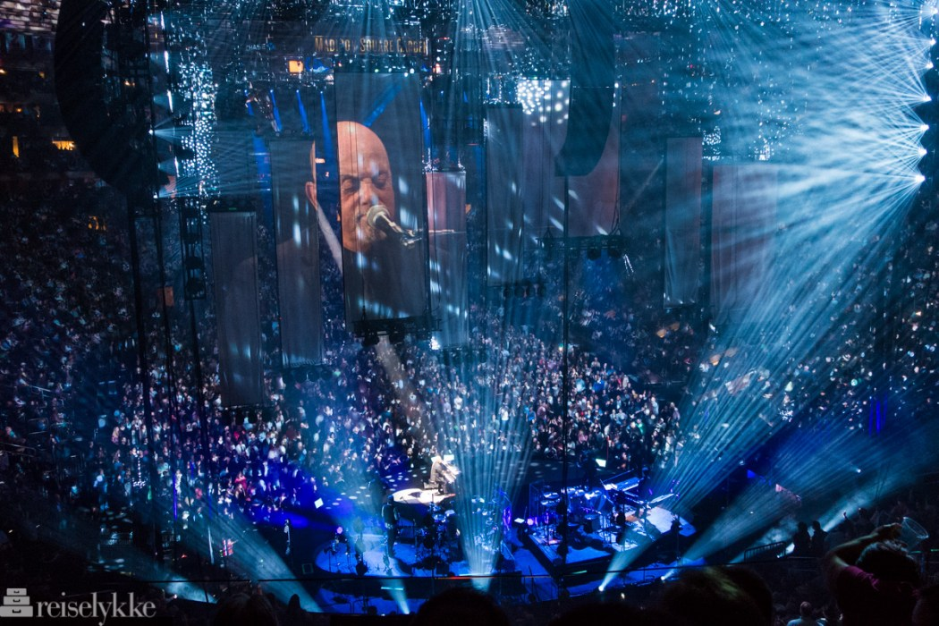 Billy Joel Madison Square Garden, New York