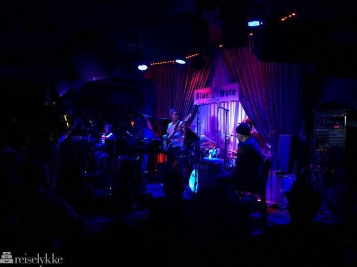 Blue Note Jazz i New York