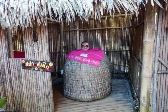 lokalt øko-spa i thailand