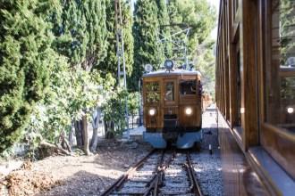 Det antikke toget Tren de Soller_