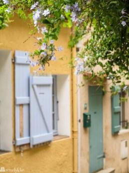 Detaljbilde ved St. Tropez 2