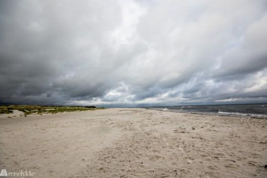 Dueodde sandstrand, Bornholm