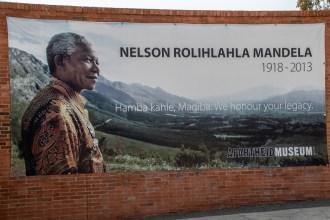En reise i Nelson Mandelas Sør-Afrika