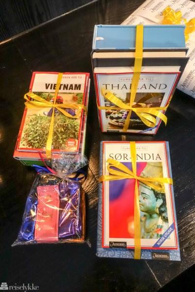 En smak av Sri Lanka med Reiselykke