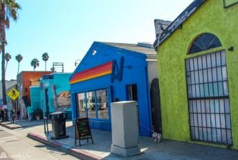 Fargerike Venice Beach, Los Angeles
