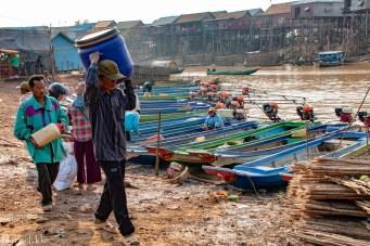Fiskere Tonlé Sap