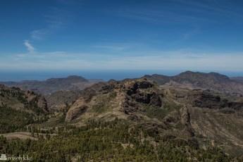 Fjellene på Gran Canaria 2
