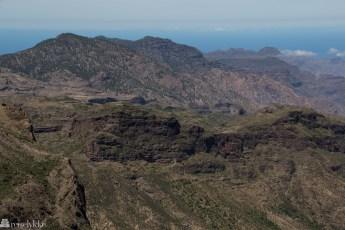 Fjellene på Gran Canaria_