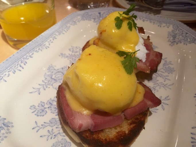 Frokost på Chiltern Firehouse i London