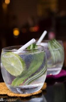 Gin oclock på bAraca